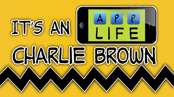 It's An App Life Charlie Brown