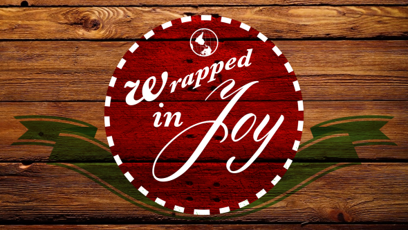 Wrapped In Joy